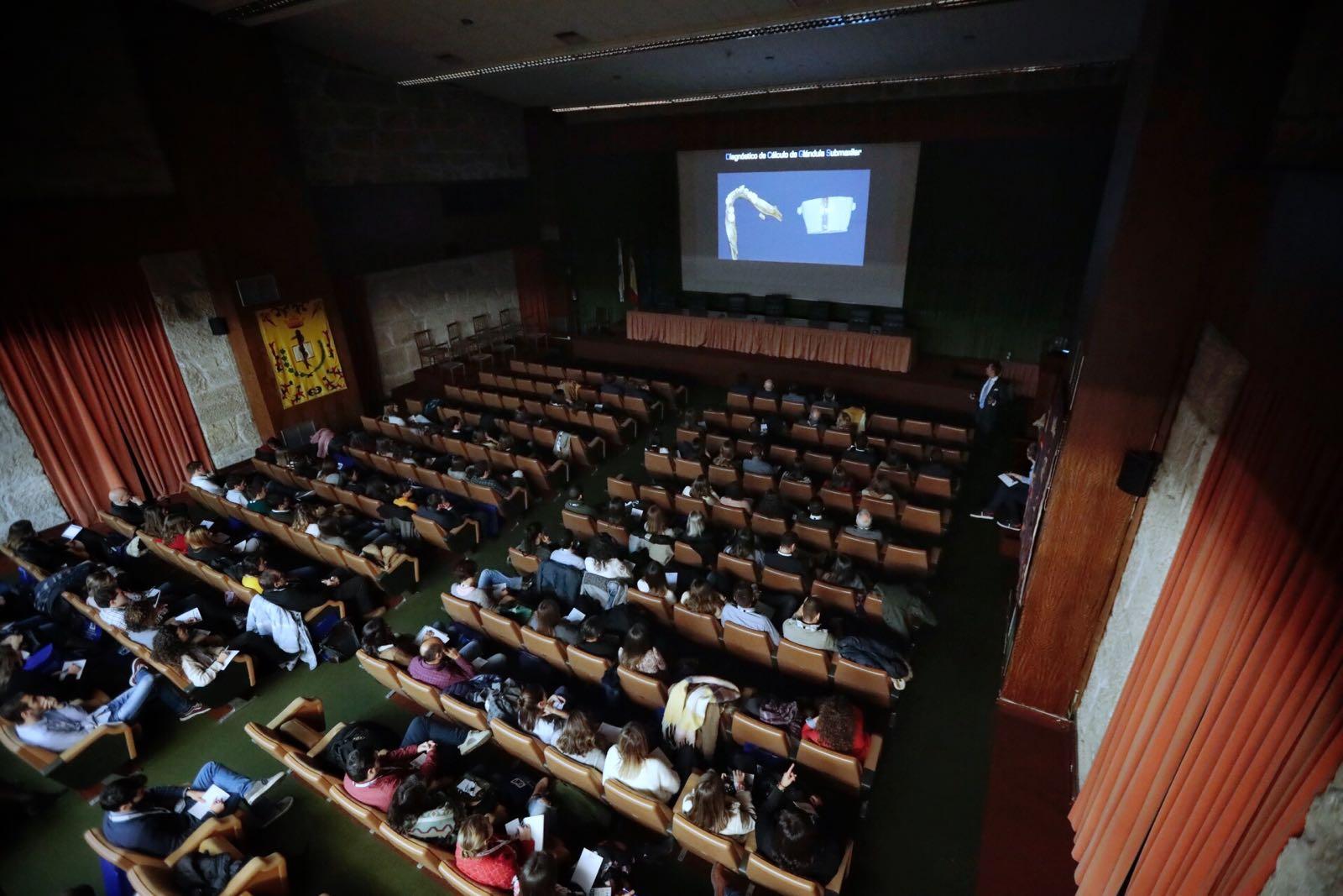 Salón de actos USC