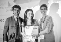 Segundo Premio Mejor Presentación Oral Caso Clínico Conservadora