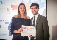 Segundo Premio Mejor Póster Caso Clínico e Investigación en Endodoncia