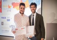 Primer Premio Mejor Presentación Oral Investigación Endodoncia