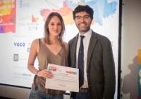 Segundo Premio Mejor Presentación Oral Caso Clínico Endodoncia