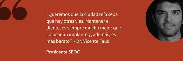 Entrevista al Dr. Vicente Faus