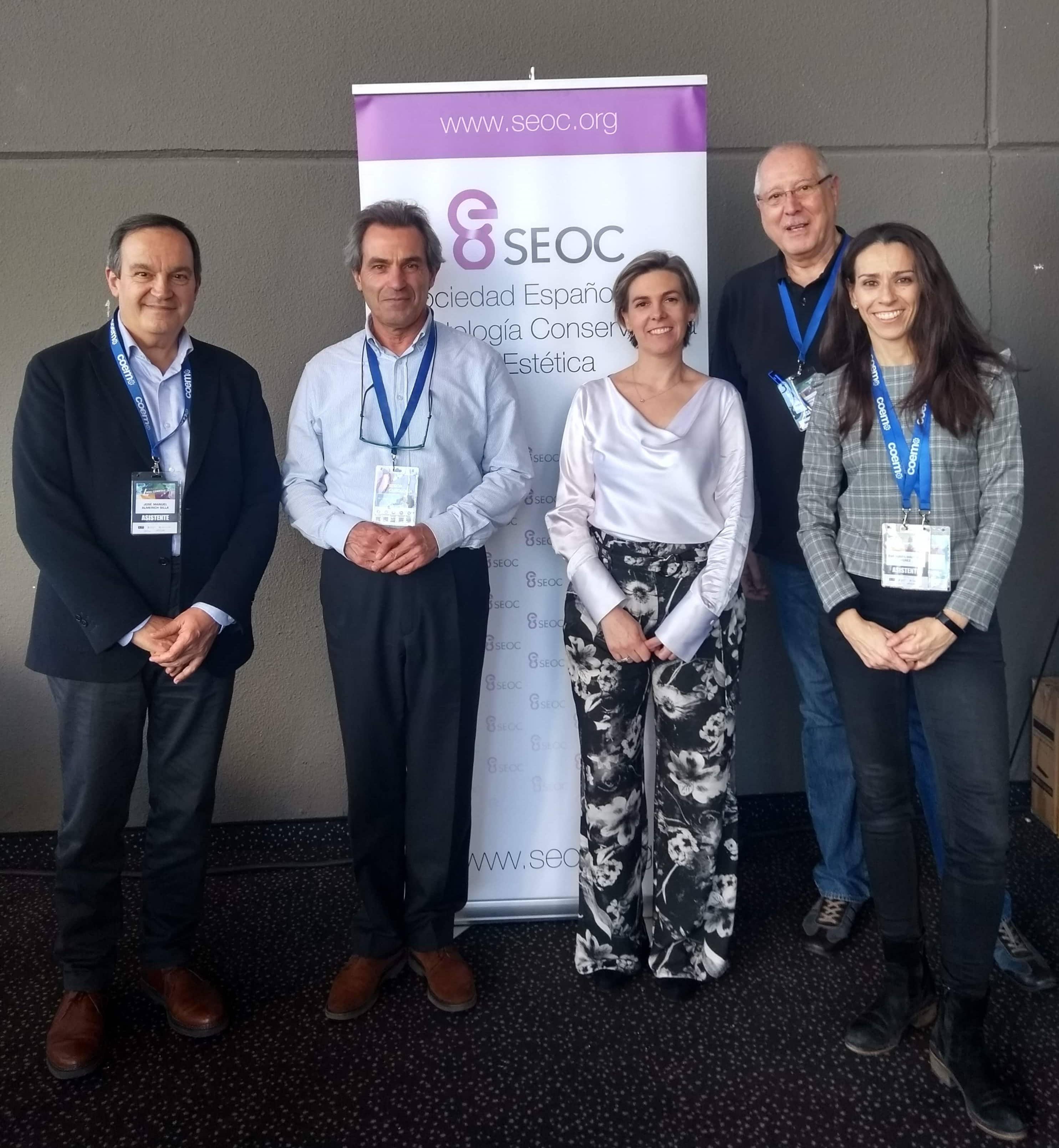 Grupo de Trabajo adaptación currículo Cariología en las Universidades Españolas